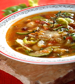 a_Many_vegetable_soup