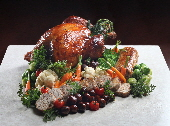 Roasted_turkey_with_turkey_loaf_and_trimmings