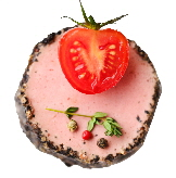 a_duck_pate_with_rainbow_pepper_and_herbs