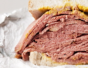 First_Cut_Corned-Beef_on_Rye_with_Dijon_Mustard